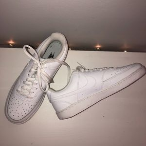 Brand New Nike White Sneakers